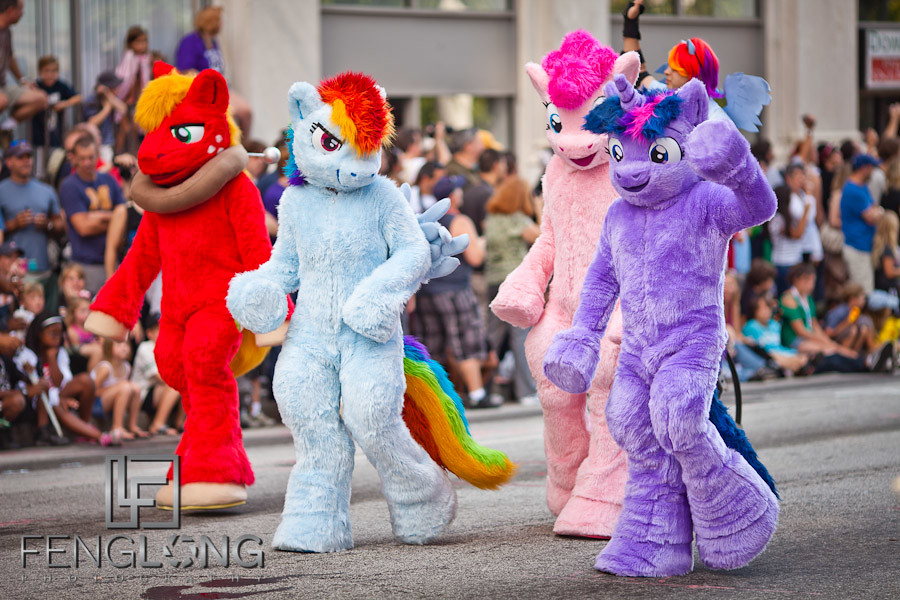 ... My Little Pony Cosplay at the 25th Anniversary Dragon Con Parade 2011 on Peachtree Street in & My Little Pony Cosplay at the 25th Anniversary Dragon Con u2026 | Flickr