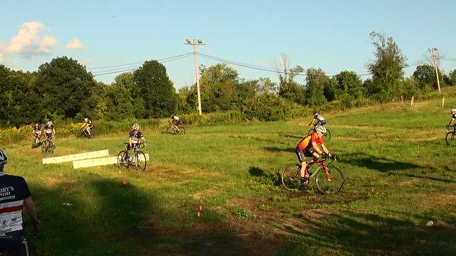 Cyclocross Practice Course