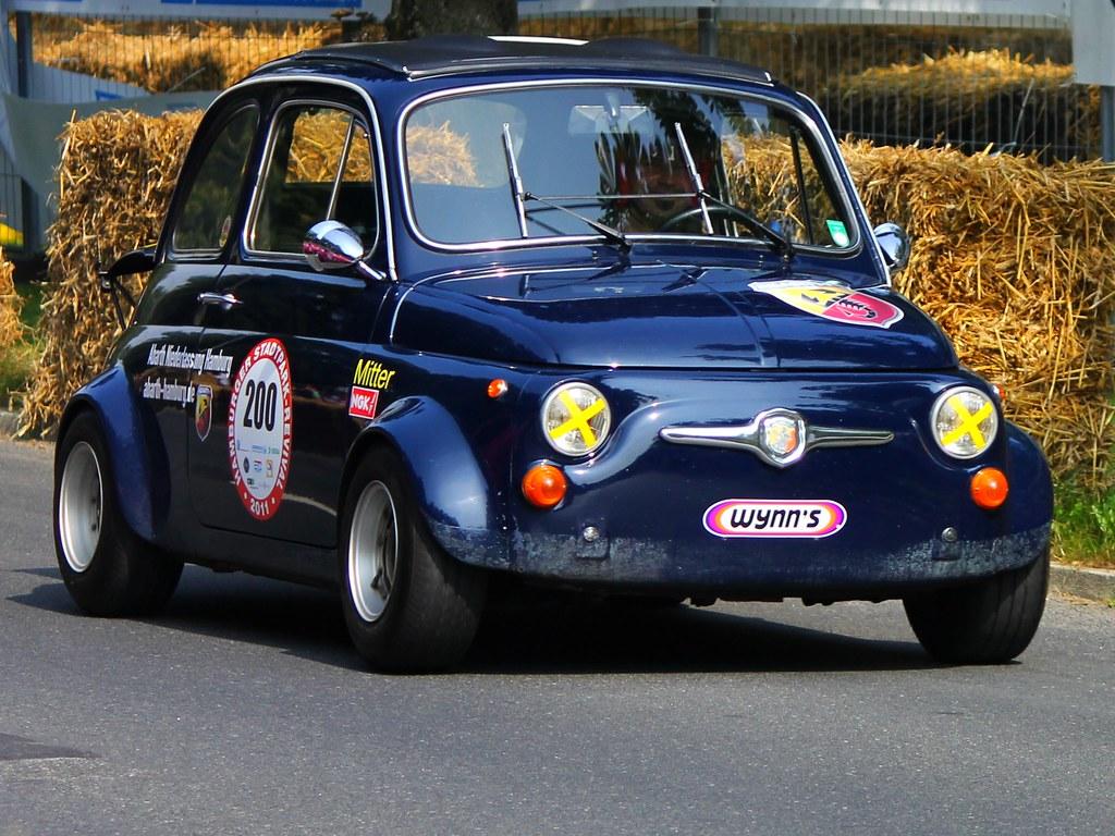 Fiat 500 Trasf Abarth Gr 5 1968 10th Stadtpark