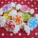 Hard Candy Cookies