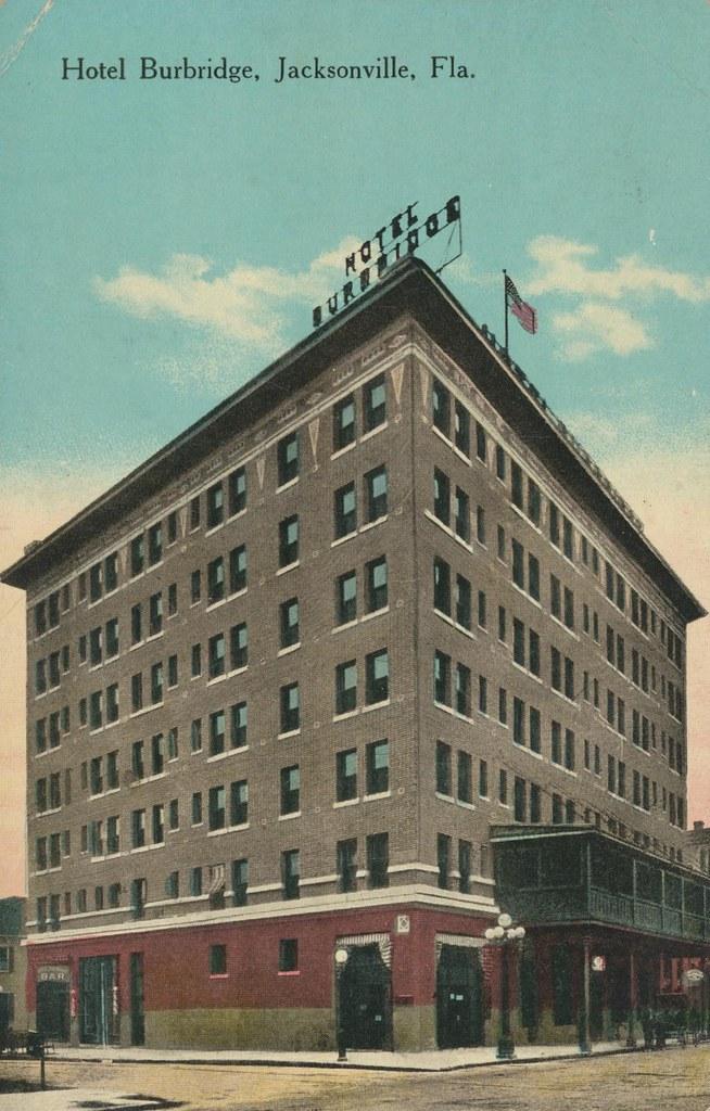 Hotel Burbridge - Jacksonville, Florida