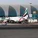 Emirates Boeing 777-300ER (A6-EBK)
