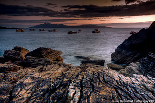 Elgol fishing fleet | by GuyBerresfordPhotography.co.uk