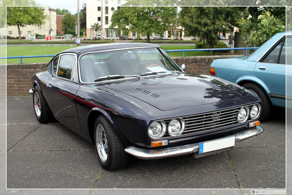New Ford Torino >> 1967 - 1968 OSI-Ford 20 M TS Coupé (05) | The Officine Stamp… | Flickr