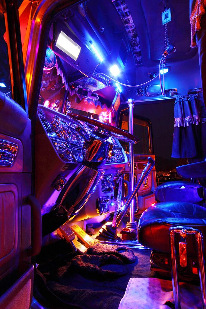 ... Peterbilt Interior 3657 | By Organized Chrome