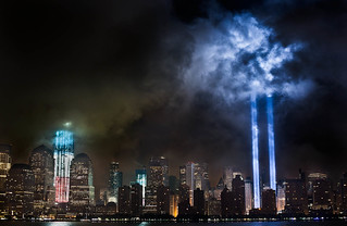 Tribute in Light #1 | by Xun Wang