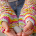 Stay Warm :: Free Fingerless Mitts Pattern (for the kids!)