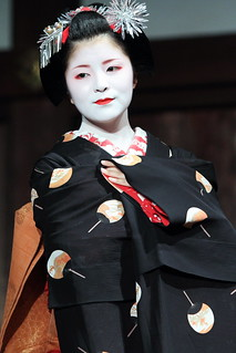 Maiko stage  ---Tanabata event in Nijo castle--- | by Teruhide Tomori