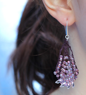 Butin Earrings Habu Style | by LNelkin