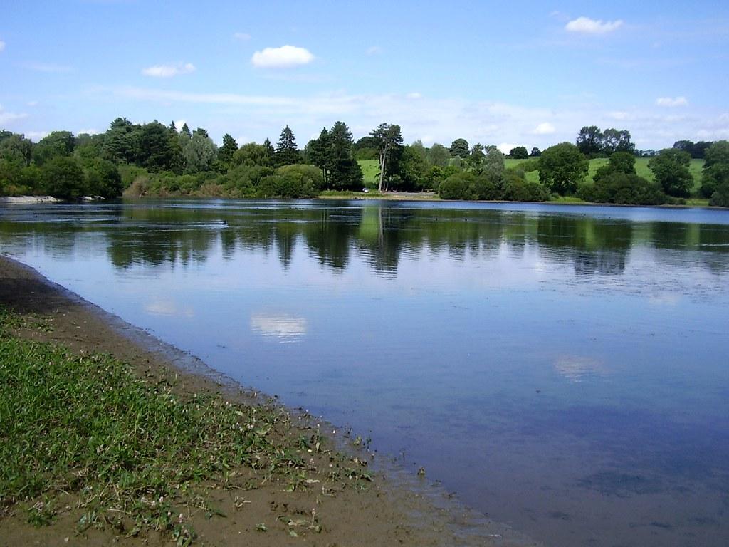 Ravensthorpe Reservoir South Section Saxon Sky Flickr