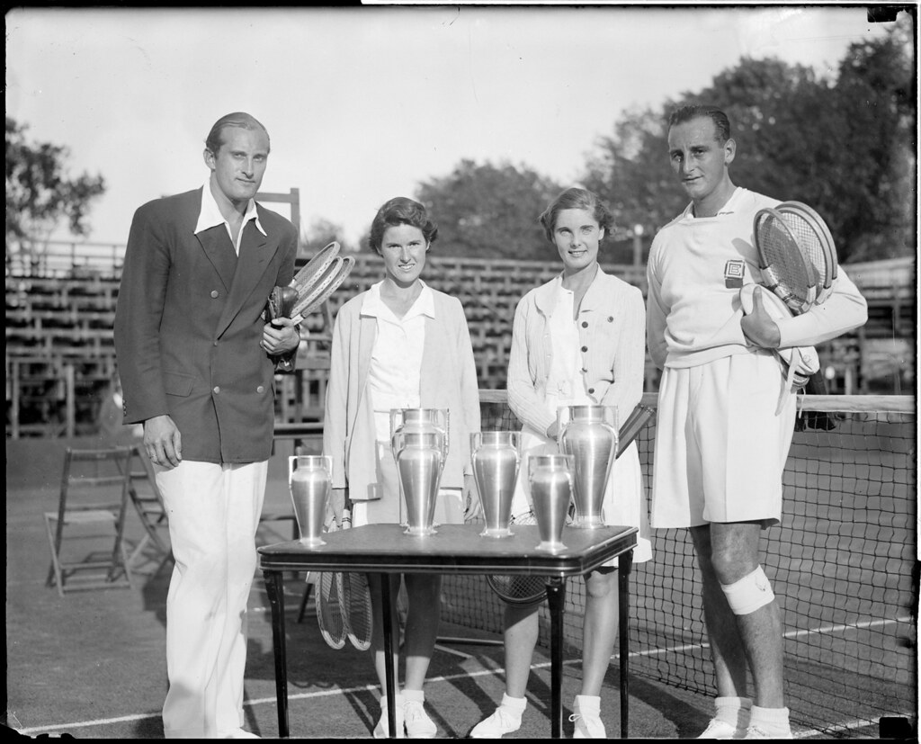 Bill Tilden at left File name 08 06 Title Bill Ti…