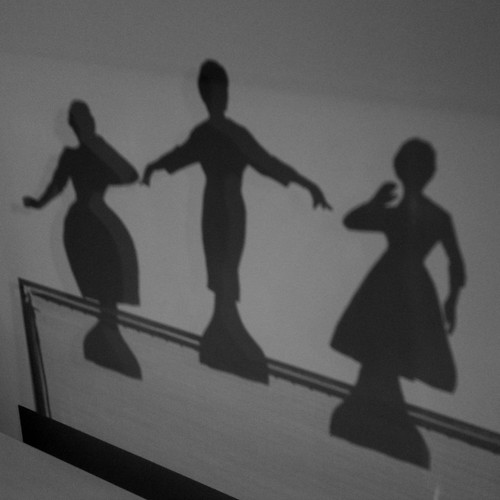 Shadow girls | by Kirsi L-M