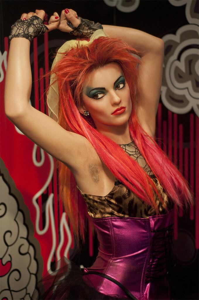 Madame Tussauds Nina H...