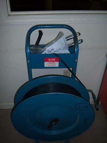 uline machine