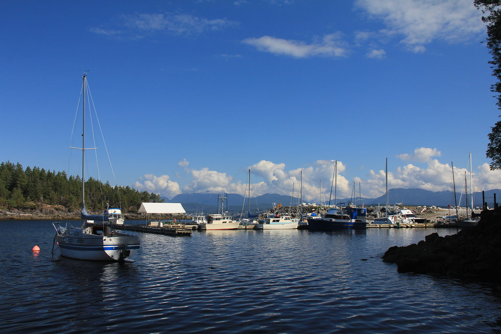 How To Get To Texada Island From Vancouver