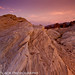 Sunset, Valley of Fire State Park (Nevada)