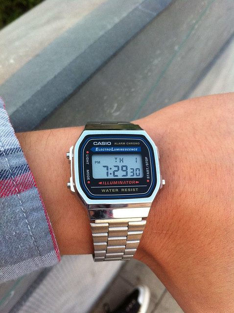 casio a168wa 1yes flickr photo sharing