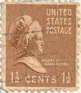 Usa Stamp 1938 Martha Washington 1 1 2 Cents Flickr Photo Sharing