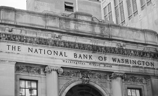 Washington's Oldest Bank | by ekelly80