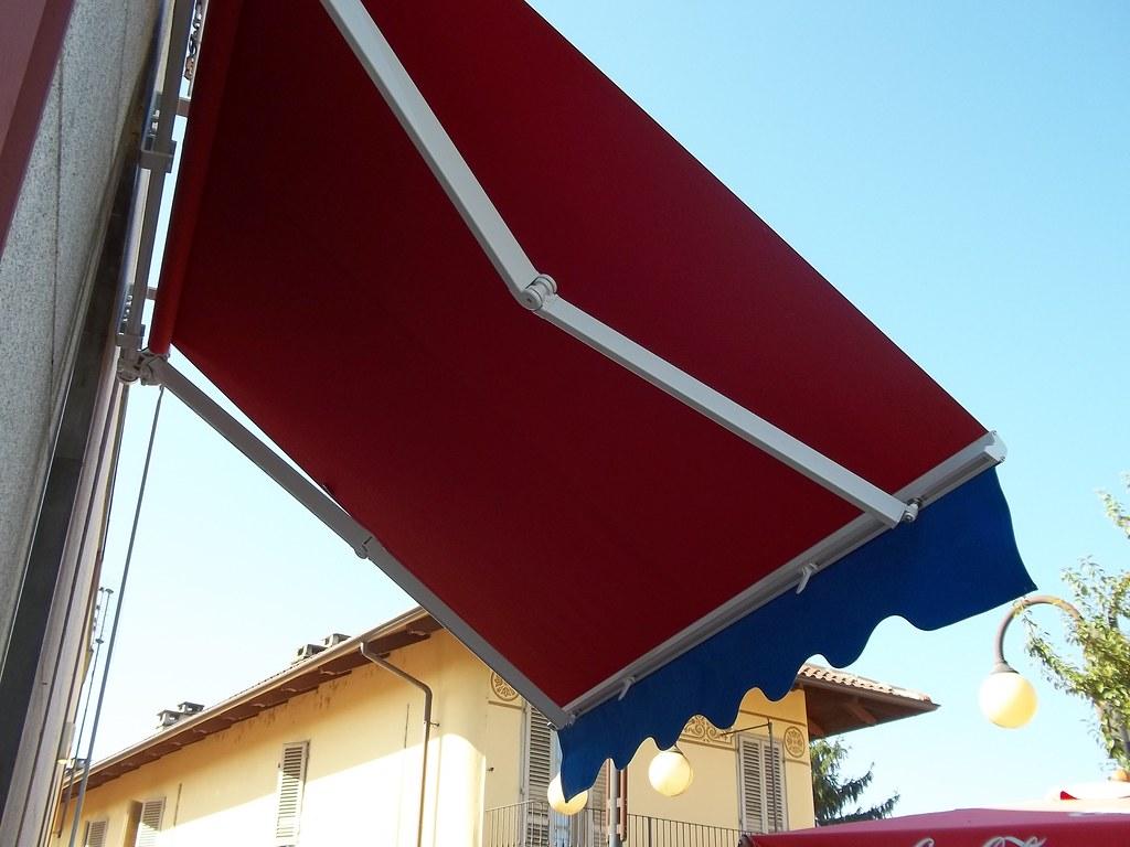 Tende Da Esterno Per Negozi.Tende Da Sole Per Attivita Commerciali Bar Negozi Torino C Flickr