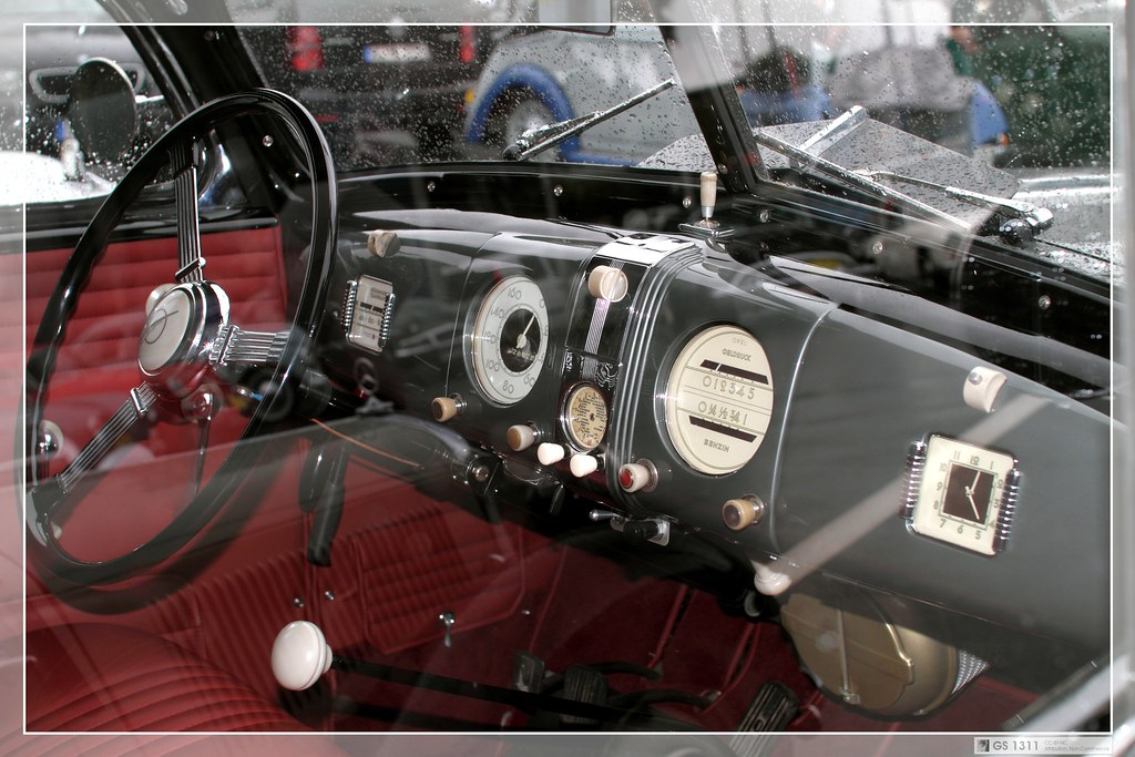 1938 1939 Opel Admiral Cabriolet 02 Opel Admiral