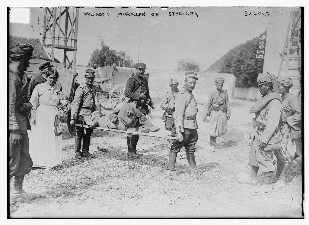 Les Goumiers Marocains (de 1908 à 1956 ) - Page 8 6153035886_be4538e11d_o