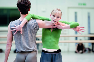 Sarah Lamb in rehearsal for Asphodel Meadows © Johan Persson/ROH 2011 | by Royal Opera House Covent Garden