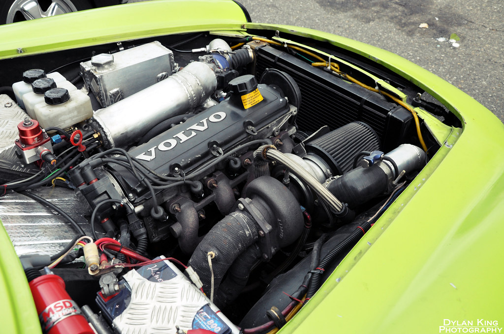 Volvo P1800 Turbo | Check out my Facebook page | Dylan ...
