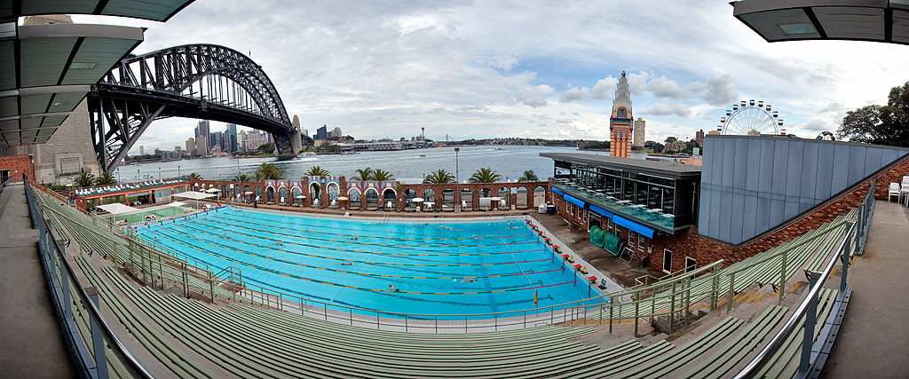 North Sydney Olympic Swimming Pool Quite Possibly The Swim Flickr