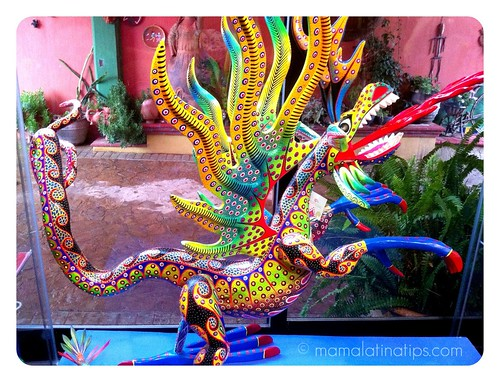 Alebrije-Dragon | by Mamalatinatips