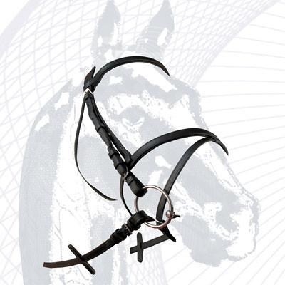 Cabezada montar zaldi sport doble rienda medidas for Cabezadas para caballos