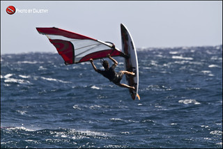 Bint Ar-Riàh... WindSurf Take Off | by dajethy