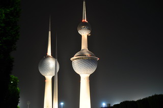 Kuwait Towers | by makoshgl2003
