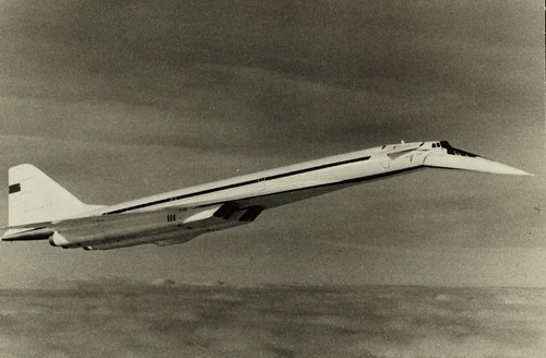 Tupolev, Tu-144, Charger | by San Diego Air & Space Museum Archives