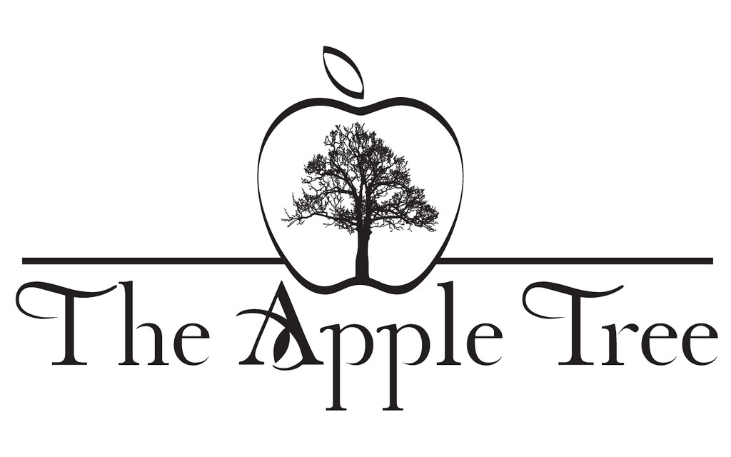 The Apple Tree Logo : This logo was designed for Dexter Comm ...