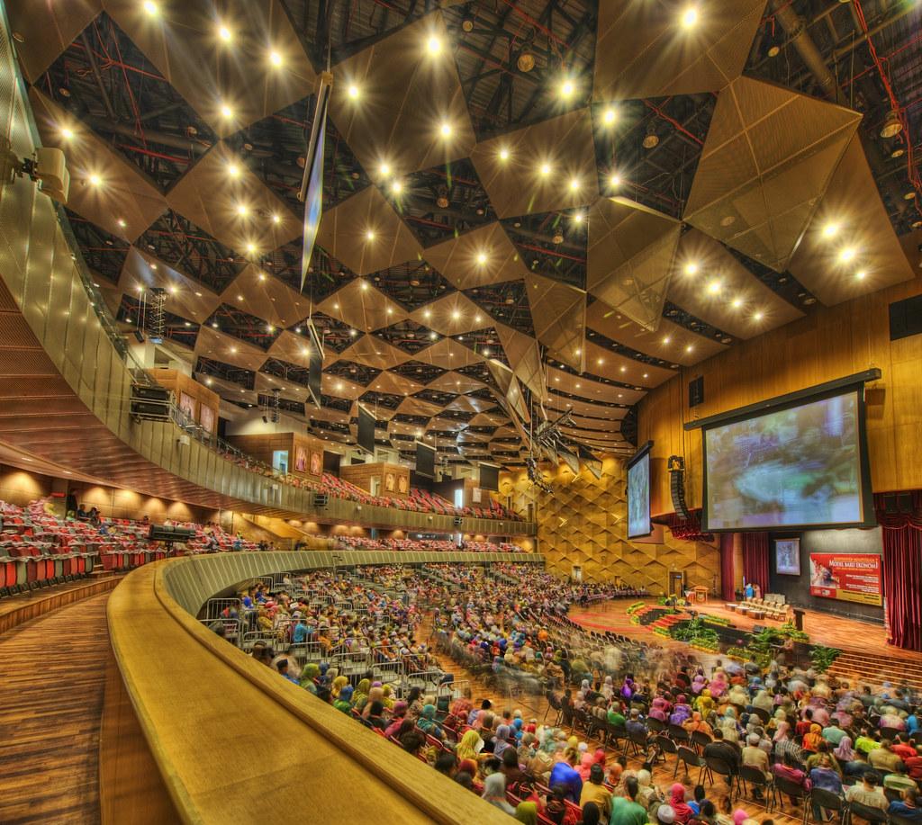Dewan Agong Tuanku Canselor Uitm Shah Alam 2 Dewan