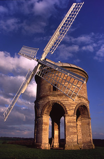 Chesterton Windmill | by clearbluelight