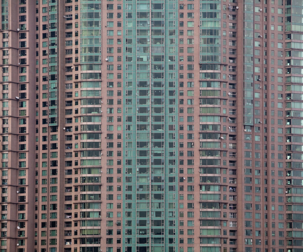 Shanghai Apartments In Pudong Natalie Behring Flickr