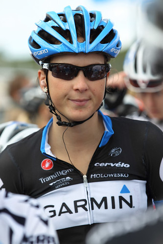 Lucy Martin - GP Plouay | by Team Garmin-Sharp