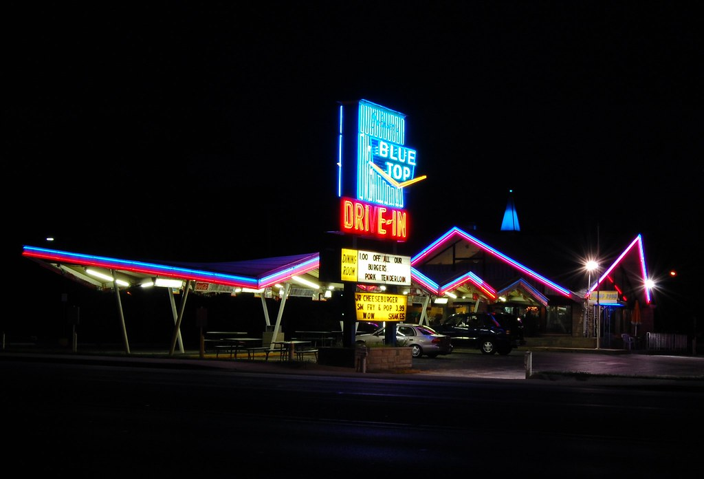 Blue Top Drive In Highland Indiana One Of The Best 50