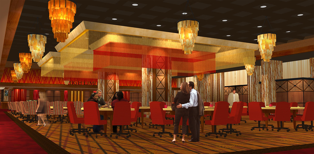 Interior casino design casino interior rendering conce - What software do interior designers use ...