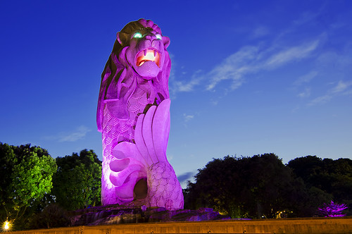 Merlion | by Marvin™