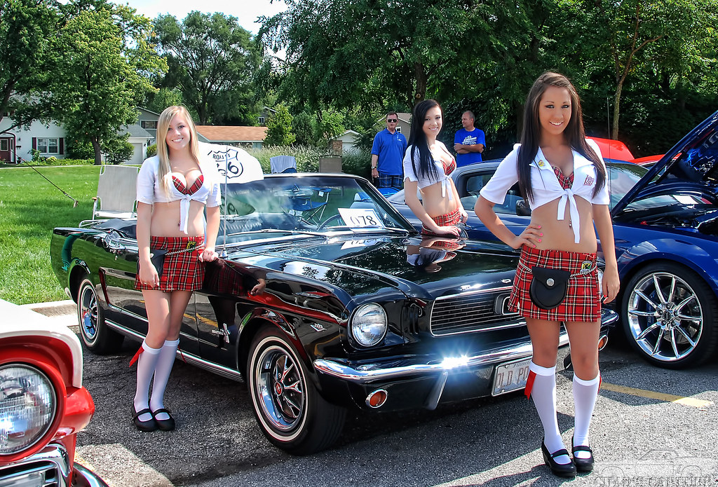 1965 ford mustang chad horwedel flickr