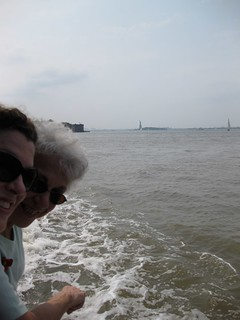 Me and Mom and Lady Liberty | by craft room