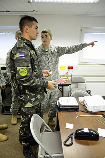 72nd ESB works with Ukraine | by U.S. Army Europe Images