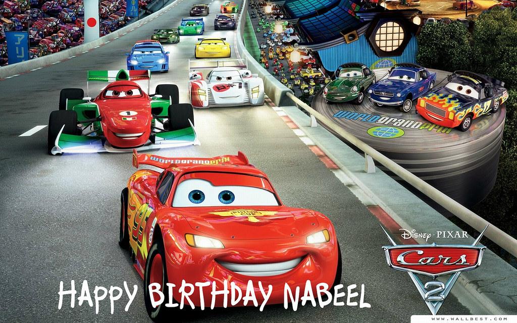 Happy Birthday Nabeel