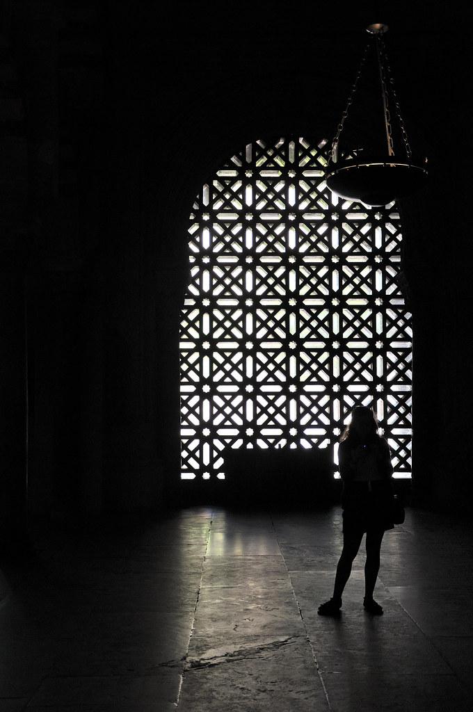 c rdoba la mezquita mashrabiya moucharabieh 5 8 ex flickr. Black Bedroom Furniture Sets. Home Design Ideas