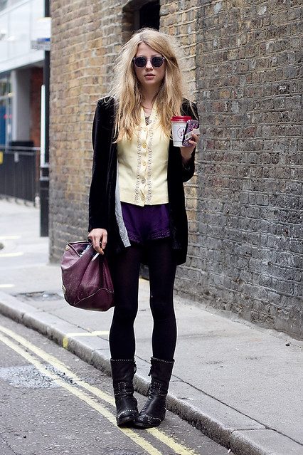 Women 39 S Street Style London Coggles Street S Flickr Photo Sharing