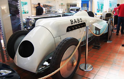 Babs, Brooklands Museum | by stavioni