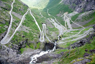 Trollstigen- Troll's way | by Vironevaeh
